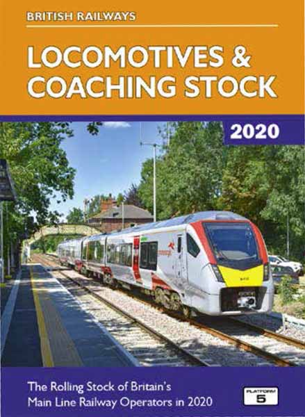 <p>British Railways Locomotives & Coaching Stock 2019 contains a complete listing of all locomotives, coaching stock and multiple units that run on Britain's main line railways with full owner, operator, livery and depot allocation information for every vehicle.<br /><strong>A6 format hardback. Recommended for home reference and record keeping.</strong></p>