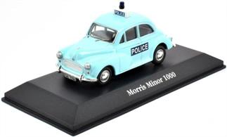 MAG JA21 1/43rd Morris Minor 1000 South Yorkshire Police Car