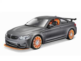 Maisto M39249 1/24th BMW M4 GTS Diecast Model