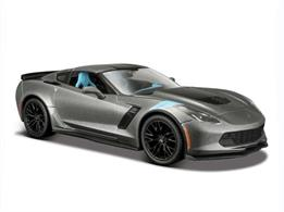 Maisto M31516 1/24th 2017 Corvette Grande Sport Diecast Model