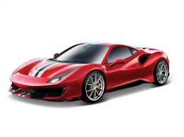 Burago 1/24th B18-26026 Ferrari 488 Pista Diecast Model