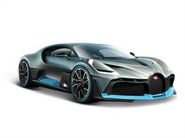 Maisto M31526 1/24th Bugatti Divo Diecast Model