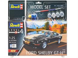 Revell 67665 1/25th Shelby GT-H 2006 Muscle Car Kit Model Set