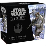With instincts honed in the trenches, Rebel veterans are often assigned the hardest and most vital jobs in the war against the Empire. Through the countless hopeless battles on desolate worlds that they have seen, Rebel veterans can always be relied upon to get the job done, to hold the line, or to fight to the bitter end.