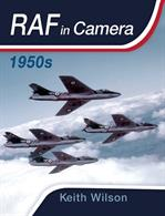 RAF In Camera 1950's 9781473827950A comprehensive, illustrated history of the RAF during the 1950s.Hardback. 301pp. 23cm by 29cm.