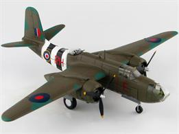 Hobby Master HA4209 1/72nd Boston MK.IV BZ405,, No.88 Sqn., RAF, 1944