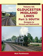 Volume 4 of the Gloucestershire Railways series by Neil Parkhouse has been split into two parts.This volume will cover the Midland / Bristol and Gloucester Railway route south from Gloucester Eastgate to Stonehouse and the Stroud and Nailsworth branch. The Midland side of the Gloucester docks via the High Orchard and New Docks branches are included.275x215mm. Printed on gloss art paper, casebound with printed board covers.