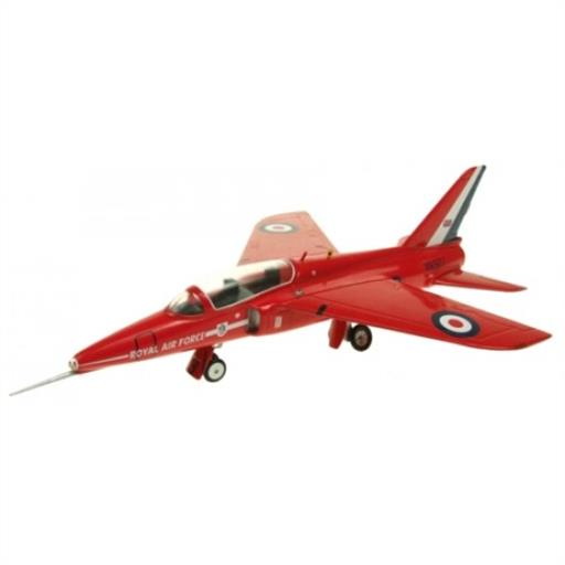 Aviation AV7222008 Red Arrows XR977 Folland Gnat Cosford Display Model 1/72