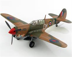 "Hobby Master HA5508 1/72nd P-40N Kittyhawk FX-835 ""No Orchids"", 450 Sqn., RAAF, Vasto, Italy, early 1944"