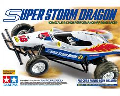 Tamiya 47438 1/10th Super Storm Dragon RC Car Kit