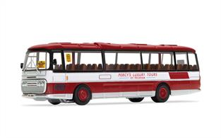 Corgi CC02741 1/36th Only Fools and Horses 'The Jolly Boys Outing' Plaxton Panorama Percy's Luxury Tours of Peckham