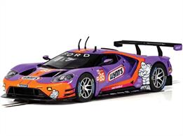 Scalextric C4078 1/32nd Ford GT GTE Le Mans 2019 No.85 Slot Car