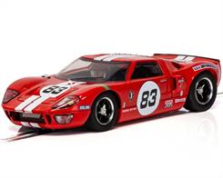 Scalextric C4152 1/32nd Ford Mustang GT4 British GT 2019 Multimatic Motorsports Slot Car