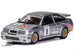 Scalextric C4146 1/32nd Ford Sierra RS500 Graham Goode Racing Slot Car
