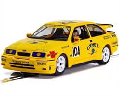 Scalextric C4155 1/32nd Ford Sierra RS500 Came 1st Slot Car