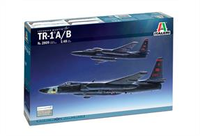 Italeri 1/48th 2809 Lockheed Martin Tr-1A/B Aircraft kit