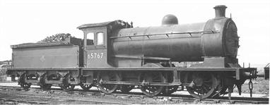 Following on from the J27 model Oxford Rail have announced the production of the earlier and outwardly identical J26, NER class P2 0-6-0 locomotives.65767 is modelled as running in BR ownership with the early lion over wheel emblem.