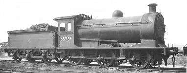 Following on from the J27 model Oxford Rail have announced the production of the earlier and outwardly identical J26, NER class P2 0-6-0 locomotives.65736 is modelled as running in BR ownership with the later lion holding wheel crests. DCC and sound fitted.