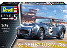 Revell 07669 1/25th AC Cobra 289 Car Kit