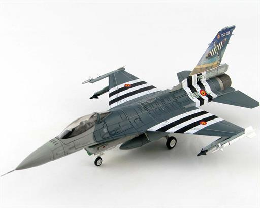 Hobby Master HA3879 Lockheed F-16AM 75 Years D-Day FA-57 350 Sqn. Belgian Air Force 2019 1/72