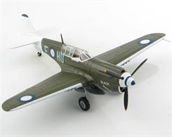 "Hobby Master HA5508 1/72nd P-40N ""Black Magic"" HU-E, 78 Sqn., RAAF, Morotai, early 1945"