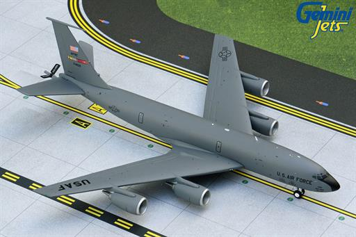 Gemini Jets G2AFO887 USAF MARCH AIR RESERVE BASE KC-135R 71459 Diecast Model 1/200