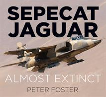Sepecat Jaguar Almost Extinct 9780750970211Coinciding with the 10th anniversary of the type's retirement, this book is a stunning pictorial tribute to those final days.Paperback. 120pp. 24cm by 22cm.