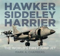 Hawker Siddeley Harrier 9780750967433The World's first jump jet.Hardback. 158pp. 25cm by 23cm.