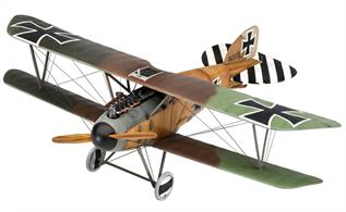 Revell 04973 1/48th Albatross DIII German WW1 Fighter Aircraft KitNumber of Parts   Length mm   Wingspan mm   Height mm