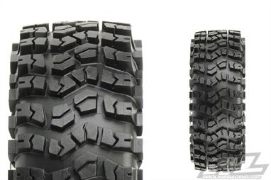 Don't get left behind spinning your tyres, take your adventure to the next level with Pro-Line's Flat Iron tyres!