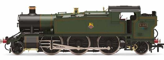 Built at Swindon Works under Lot No. 259 during April 1931, Diagram A9 Class 5101 'Large Prairie' No. 5189 entered traffic with the Wolverhampton Division, with all bar fifteen of the 5101 fleet of 'Large Prairies' forming the mainstay of the suburban passenger services until the early 1940s. On entering service with British Railways in 1948, 5189 was allocated to Stourbridge Junction, from where it would have mainly worked local services towards Birmingham, but the locomotive was one of the earlier withdrawals from traffic due to increasing use of Diesel units, being withdrawn at the end of August 1959.