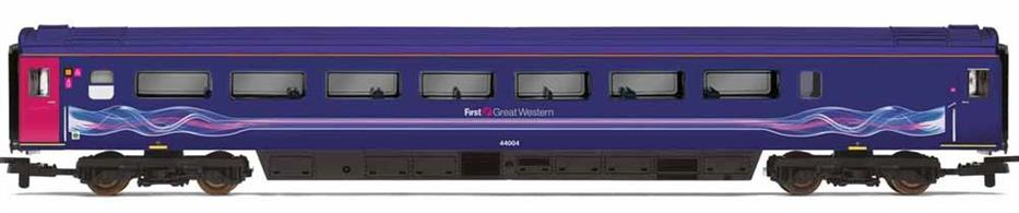 FGW operated Mk3 coaches in HST car-sets from London Paddington to various locations in the west, south wales and south-west. FGW was rebranded as Great Western Railways in September 2015 and in 2017 started to replace its InterCity 125 sets with new Hitachi Class 800 and 802 sets.