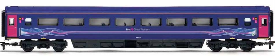 In 1996, as a result of the privatisation of British Rail, The InterCity Great Western franchise was awarded to Great Western Trains who in 1998 became First Great Western (FGW). FGW operated Mk3 coaches in HST car-sets from London Paddington to various locations in the west, south wales and south-west. FGW was rebranded as Great Western Railways in September 2015 and in 2017 started to replace its InterCity 125 sets with new Hitachi Class 800 and 802 sets.