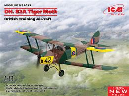 Length 228 mm, wingspan 280 mm, includes 93 parts. Decal sheet of 2 variants is included.
