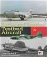 Soviet and Russian Testbed Aircraft 9781902109183Comprehensive details of each aircraft are coupled with information on te test centres from which these testbeds operate.Author: Yefim Gordon & Dmitriy Komissarov.Publisher: Hikoki Publishing.Hardback. 416pp. 21cm by 30cm.