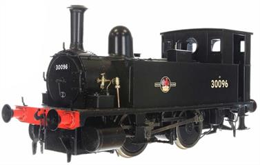Dapol O Gauge 7S-018-005 B4 0-4-0T BR Late Crest 30096