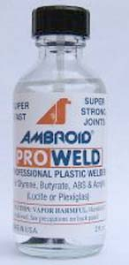 Ambroid Pro Weld Liquid Plastic Welder  AM110