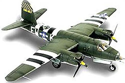 Unimax Forces of Valor UN812015A Martin B-26B Marauder Shootin In 387th BG 556th BS 1/72