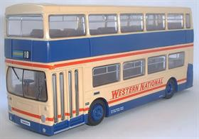 EFE 25804 1/76 Scale Daimler DMS Western National Livery