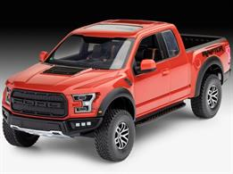 Revell 07048 2017 Ford F-150 Raptor 4x4 Vehicle Easy Click Car Kit