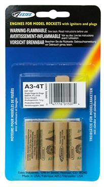 <P>Safe design, precise manufacturing and strict engineering tolerances have made Estes model rocket engines the standard in the industry. Estes engines are safe and reliable, proven in over 50,000,000 launches!</P>