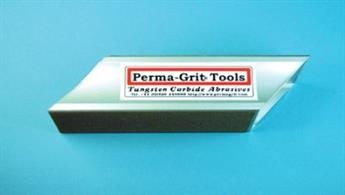 Permagrit Wedge Sanding Block: 140mm Long.This sanding block is wedge shaped to get right into corners.Coarse one side & fine the other.