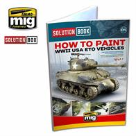 SOLUTION BOOK is a simple and basic guide intended to help any modeller to easily achieve similar results to those shown in every example. It doesn´t matter if you are a novice or a more seasoned and experienced modeller, by following the steps in this guide you will be able to obtain amazing results with very little effort. These steps have been tested on numerous models to great effect. In addition to this, the SOLUTION BOOK´s new design will allow you to follow each step in a very easy and intuitive manner without text by using a simple icon-based code that clearly shows what is to be done at each step. For example, a small clock indicates the required drying time. In this way, every modeller will easily comprehend the different processes used to create a nice scale representation of the most popular subjects in our hobby.