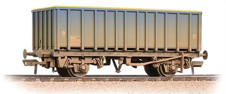 An excellent model of the MEA open box wagon, used for loads not requiring weather protection, including coal and aggregates.