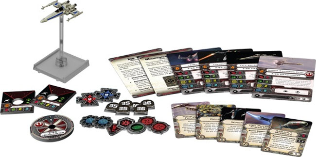 Z-95 Headhunter Expansion Pack from Star Wars X-Wing
