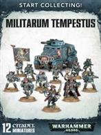 This is a great-value box set that gives you an immediate collection of fantastic Militarum Tempestus miniatures, which you can assemble and use right away in games of Warhammer 40,000!