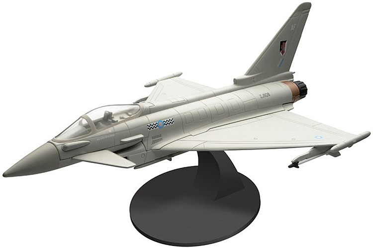 Corgi 1/72 Eurofighter Typhoon Corgi Flight Collection CC99308
