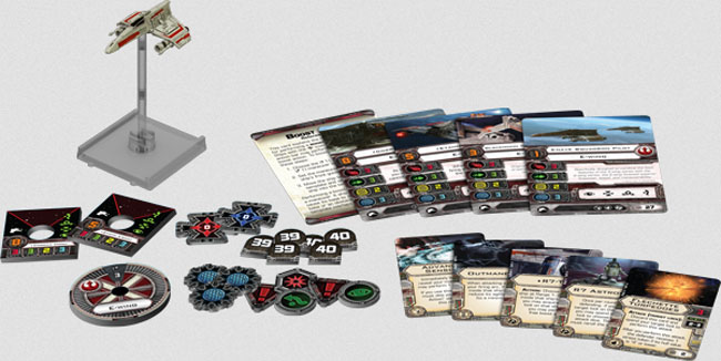 E-Wing Expansion Pack from Star Wars X-Wing