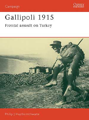 Osprey Gallipoli 1915  1855321114