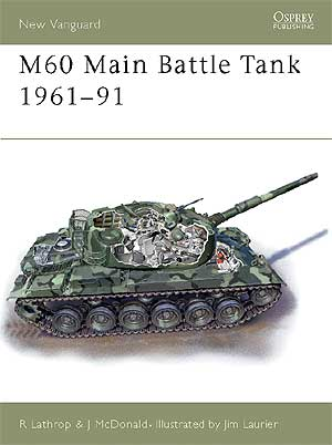 Osprey M60 Main Battle Tank 1960-91  1841765511